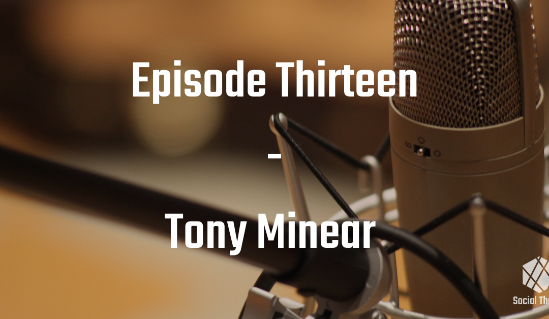 Episode 13: Tony Minear Talks About Reading the Bible in Context