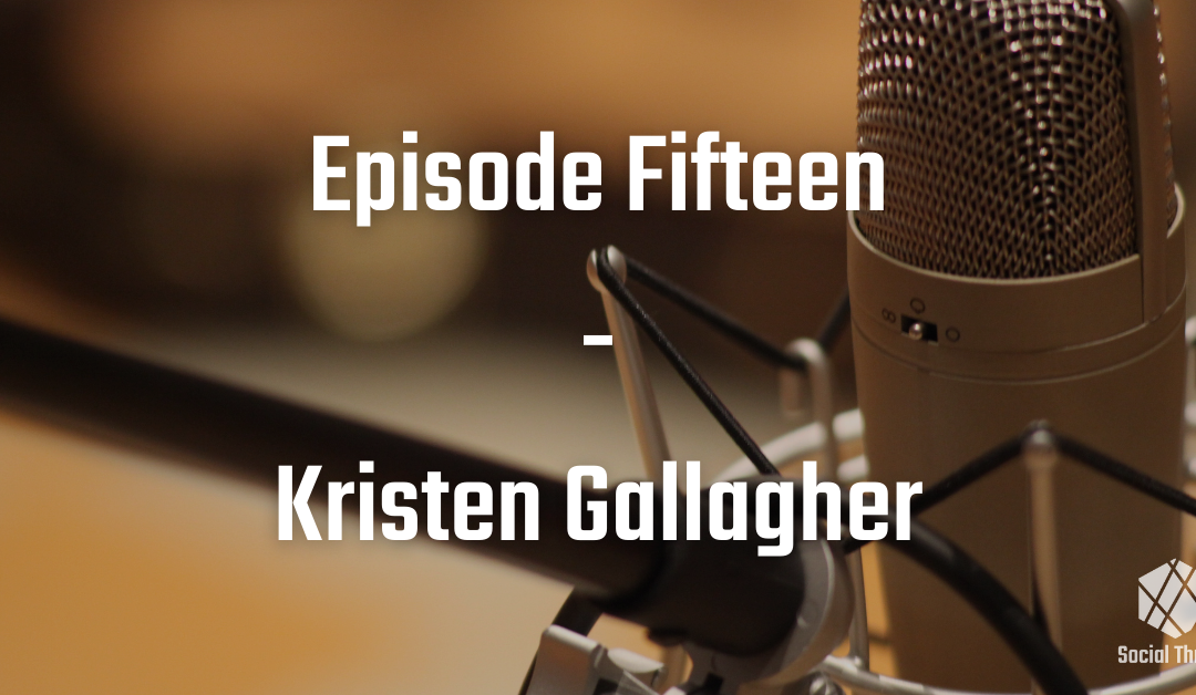 Episode 15: Kristen Gallagher Talks About The Enneagram